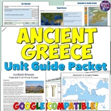Ancient Greece Study Guide and Unit Packet