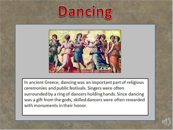 Ancient Greece Talking PowerPoint & Four Puzzle Pack