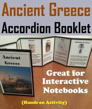 Ancient Greece Task Cards and Activities Bundle