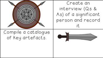 Ancient Greece Task Rubric (Yr 7 History: Australia)