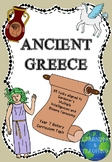 Ancient Greece Task Rubric (Yr 7 History: Australia)
