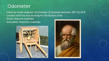 Ancient Greece: Technology, Science, and Mathematics