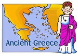 Ancient Greece- Text and Exercise Sheets