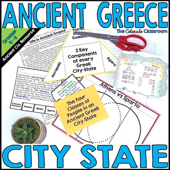 Ancient Greece City State