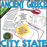 Ancient Greece City State | Athens and Sparta