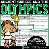 Ancient Greece & The Olympics (Magic Tree House Fact Tracker)