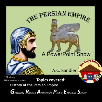 Ancient Greece:  The Persian Empire PowerPoint Presentation