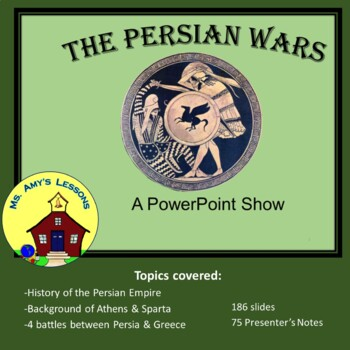 Ancient Greece: The Persian Wars PowerPoint Presentation