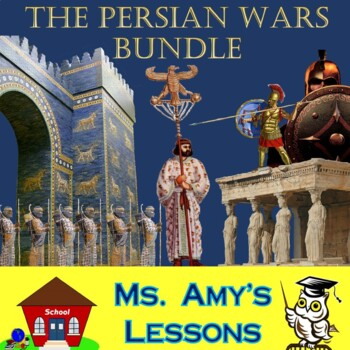 Ancient Greece: The Persian Wars PowerPoint Presentation Bundle