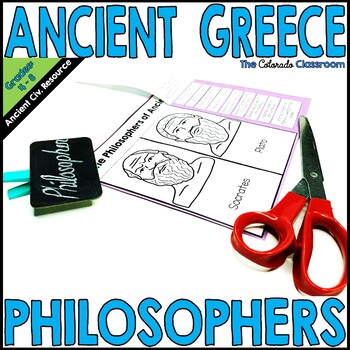 Ancient Greece Philosophers