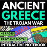 Ancient Greece Unit Trojan War