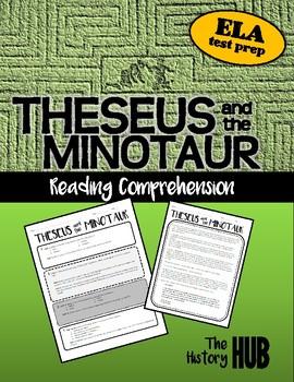 Ancient Greece - Theseus and the Minotaur