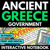 Ancient Greece Unit Types of Government
