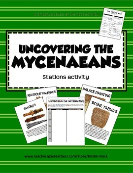 Ancient Greece - Uncovering the Mycenaeans