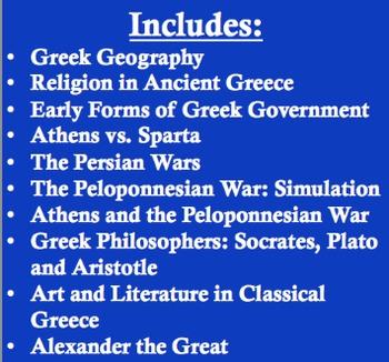 athens vs sparta comparison chart