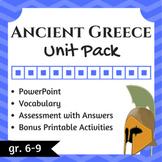 Ancient Greece Unit Pack