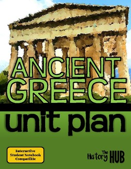 Ancient Greece Unit Plan