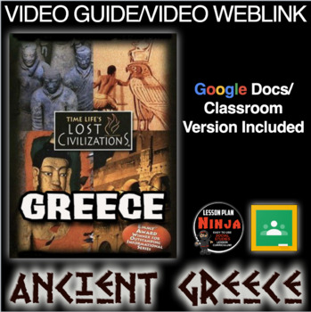 Ancient Greece Video Questions - Youtube Video Link Included!