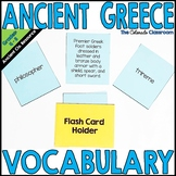 Ancient Greece Vocabulary