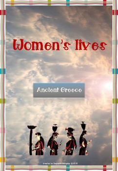 Ancient Greece: Women's lives MINILESSON