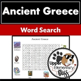 Ancient Greece WordSearch