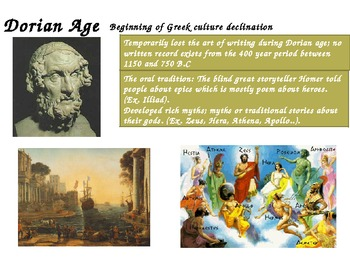 Ancient Greece - World History - Powerpoint