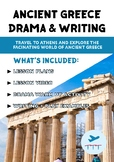 Ancient Greece - Writing and Drama