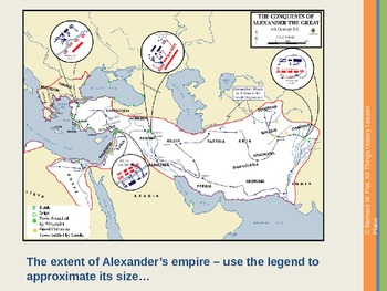 Ancient Greece and Alexander the Great PowerPoint