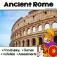Ancient Greece and Ancient Rome (Bundled!)
