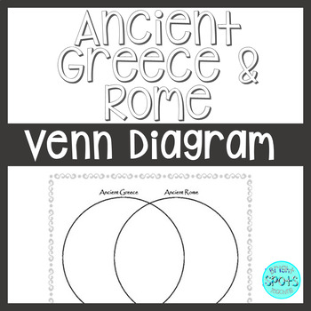 Ancient Greece and Ancient Rome Venn Diagram