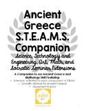 Ancient Greece STEAM Extensions Companion