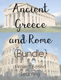 Ancient Greece and Rome {BUNDLE}