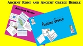 Ancient Greece and Rome BUNDLE