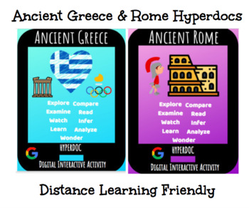comparing ancient greece and rome