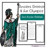 Magic Tree House #10 - Ancient Greece & the Olympics - {Nonfiction Fact Tracker}