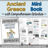 Ancient Greece Mini Book