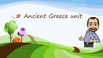 Ancient Greece Unit
