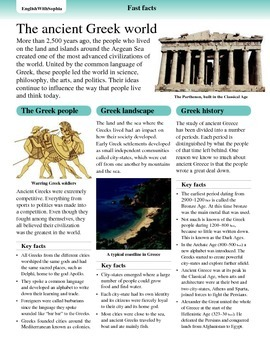 Ancient Greece with Fun !!