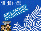 Ancient Greek Architecture Powerpoint: REAL photos and vid