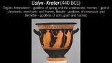 Ancient Greek Art History Assets