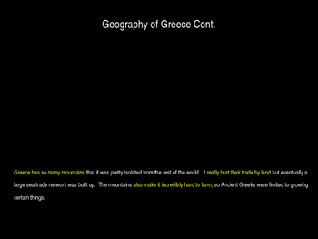Ancient Greek Beginnings