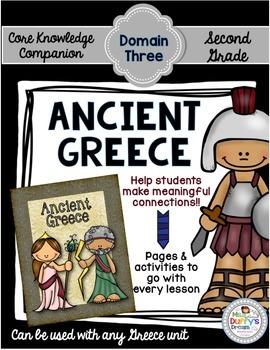CKLA Ancient Greece  ~Second Grade (Engage NY / Core Knowledge Domain 3)