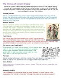 Ancient Greek Culture Station Project