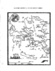 Ancient Greek Geography Reading and Map