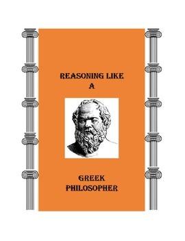 Ancient Greek History:  Reasoning Like a Greek Philosopher