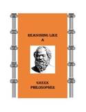 Ancient Greek History:  Reasoning Like a Greek Philosopher