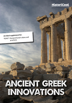 Ancient Greek Innovations Resource Bundle