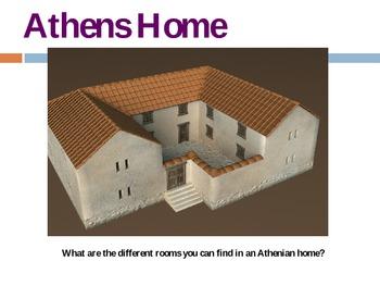 Ancient Greek Life: Athenian