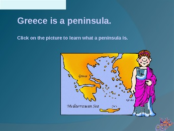 Ancient Greek People Webquest
