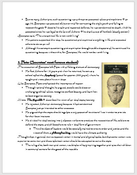 Ancient Greek Philosophers - Socrates, Plato, & Aristotle